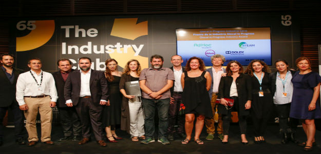 'Dantza' y 'Ferrugem', Premios Glocal in Progress y Cine en Construcción respectivamente