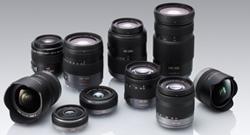 Gama de lentes de Panasonic