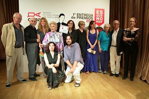 Los premiados de este año con los galardones 'Esquenohay' y 'Haberlashaylas'