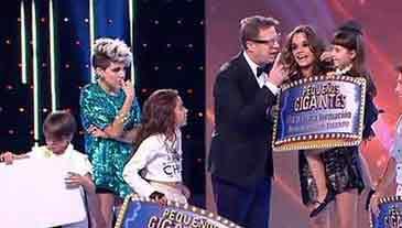 Telecinco ya busca a sus nuevos 'Pequeños gigantes'