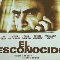 'El Desconocido', única película española seleccionada por la European Film Promotion para proyectarse ante los distribuidores americanos