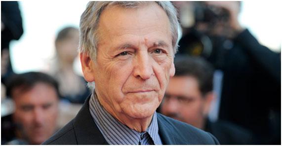 Costa Gavras, invitado de honor en Cannes Classics 2015