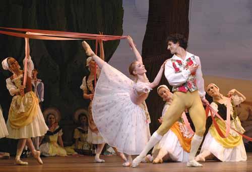 El ballet 'La Fille Mal Gardée',  la próxima semana en cines de la mano de Versión Digital