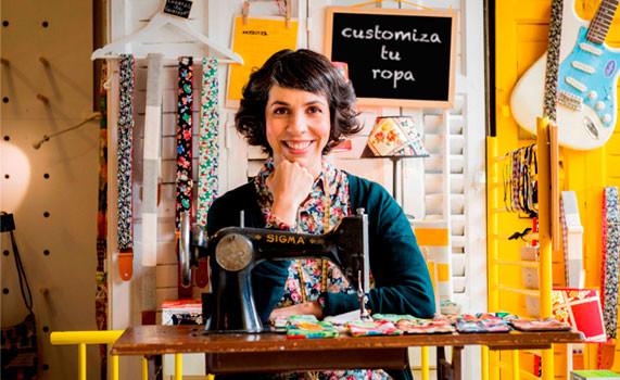 """Canal Decasa nos vuelve a enseñar a reciclar prendas en """"Customiza tu ropa"""""""