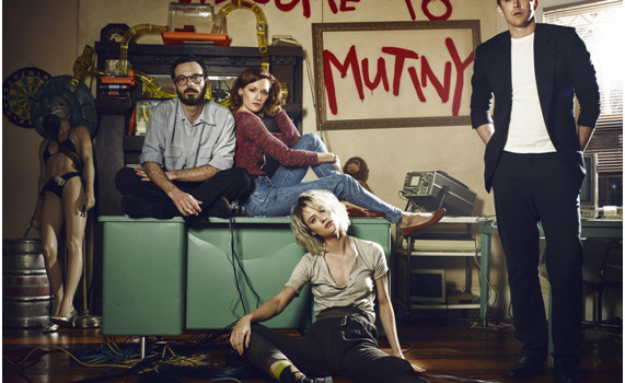 La segunda temporada de 'Halt and Catch Fire' llega el lunes a AMC