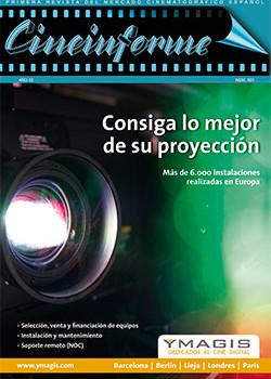 Cineinforme Mayo 2015