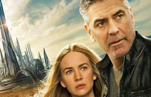 George Clooney vuelve a los cines con 'Tomorrowland: El mundo del mañana'