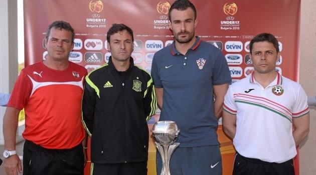El Europeo Sub-17 de la UEFA en Eursport y Eurosport 2