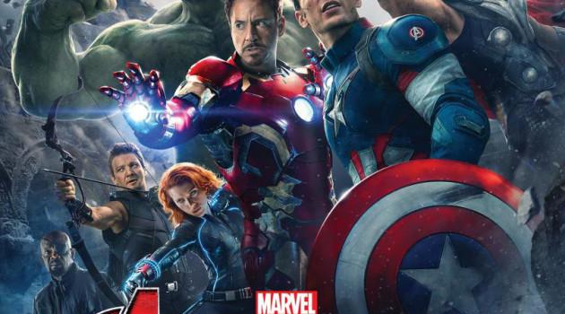'Los Vengadores 2' conquistan la taquilla