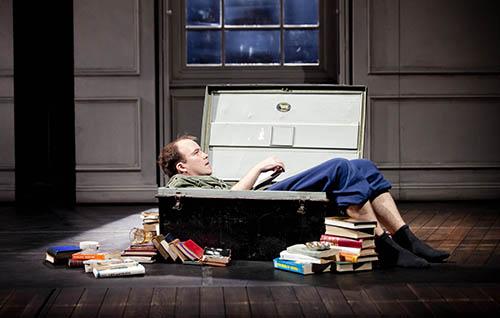 'The Beaux' Stratagem' y 'Hamlet', del National Theatre Live, se retransmitirán en Sony 4K