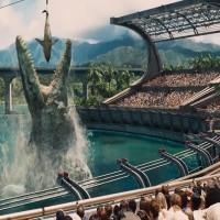 'Jurassic World' sigue arrasando en la taquilla española