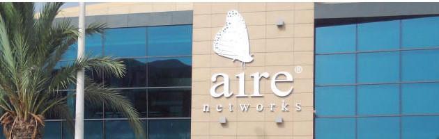 Aire Networks despliega su plataforma de televisión y servicios 4G en Interxion