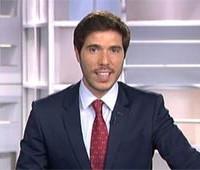 Pablo Pinto releva a Sara Carbonero en Deportes Telecinco de la sobremesa
