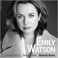 Emily Watson, Premio Donostia de la 63 edición del Festival de San Sebastián