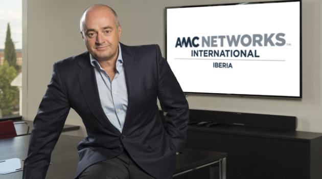 Manuel Balsera asume la Dirección Comercial y de Marketing de AMC Networks International Iberia