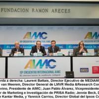 El reto de la medición integral de los medios en Europa, tema central del Encuentro Internacional AIMC