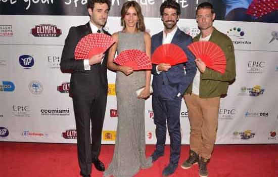 Recent Cinema from Spain celebra su quinto aniversario en Miami / Recent Cinema from Spain celebrates its fifth anniversay in Miami