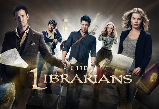 TheLibrarians-SyFy