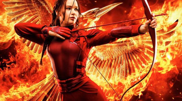Katniss vuelve a la acción este fin de semana con 'Los juegos del hambre: Sinsajo – Parte 2'