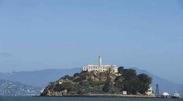 El canal Historia se adentra hoy en la cárcel de Alcatraz