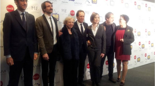 'El Ministerio del Tiempo' despunta en los premios MIMSeries 2015
