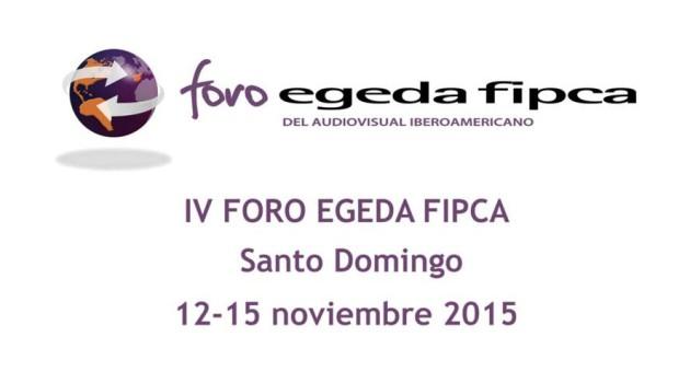 Elena Vilardell, Ricardo Vaca, Carlos Rosado y Jesús Prieto entre los participantes del Foro Egeda-Fipca