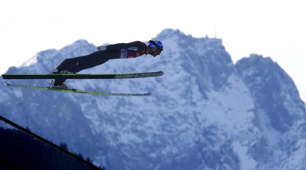 Eurosport emitirá el Torneo Cuatro Trampolines en directo