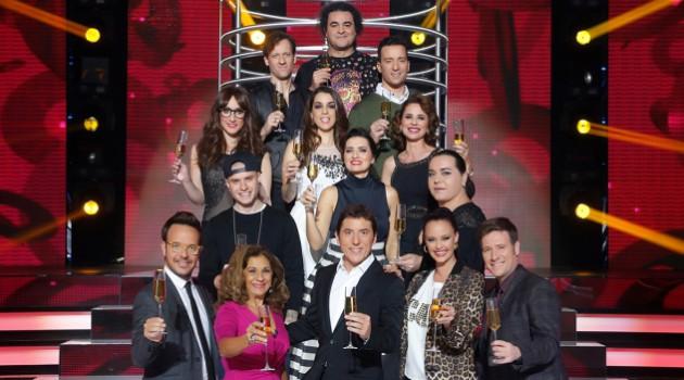 El especial de 'Tu cara me suena' de Antena 3, lo más visto el día de Navidad