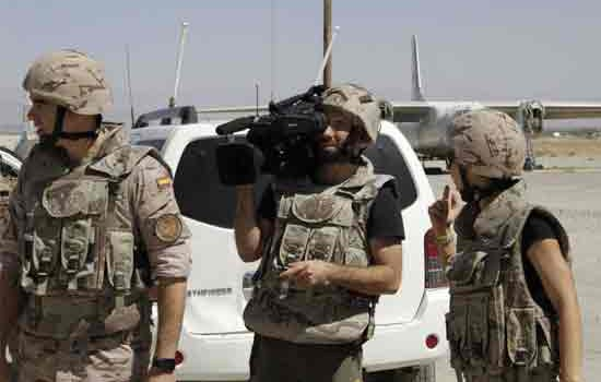 El martes llega a La 1 'FAS', una serie que se adentra en el corazón de las Fuerzas Armadas y de Seguridad