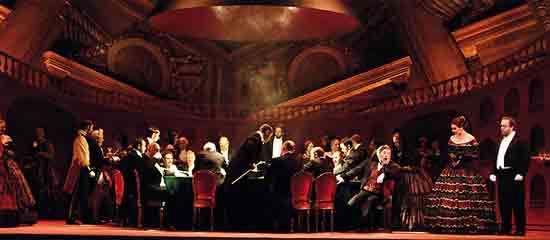 'La Traviata' llega a más de 100 salas de cine españolas de la mano de Versión Digital