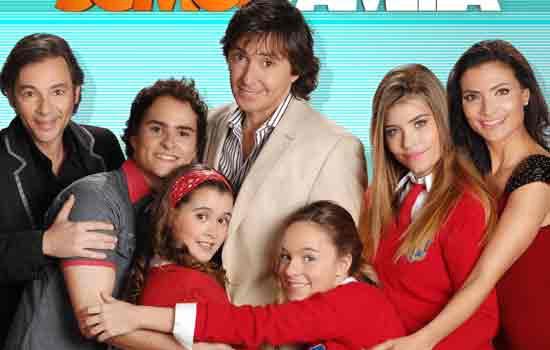 Cisneros Media vende los derechos de emisión de 'Somos Familia' al canal de telenovelas de AMC en África