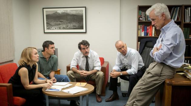 Periodistas y boxeadores llegan al cine este fin de semana con 'Spotlight' y 'Creed'