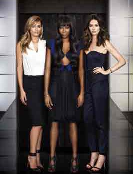 'The Face', el concurso para modelos liderado por  Naomi Campbell, en Canal Decasa