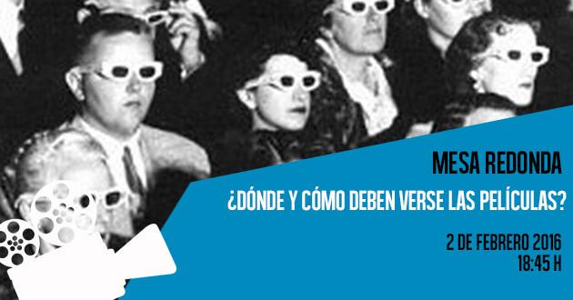 """El Festival Educacine organiza una jornada profesional sobre """"la guerra de las pantallas"""""""