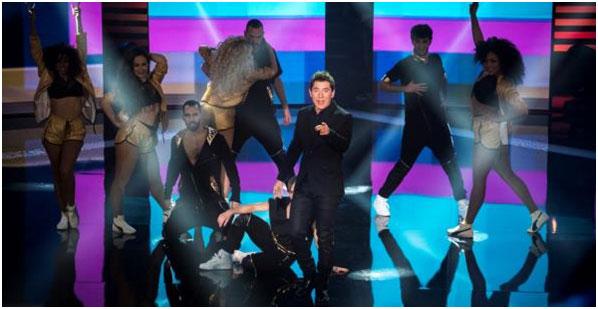 Manel Fuentes se pone al frente de 'Top Dance' en Antena 3