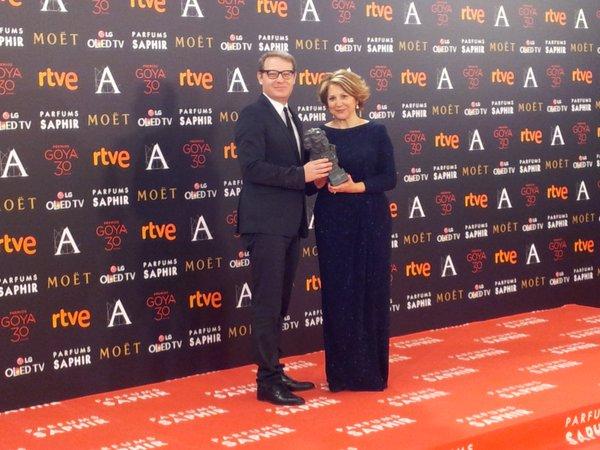 El Clan se llevó el Goya a la Mejor Película Iberoamericana
