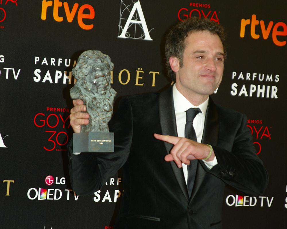 Daniel Guzmán, Goya a Mejor Dirección Novel por A cambio de nada