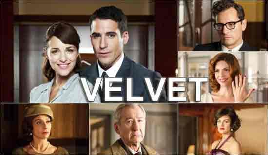 Bambú Producciones quiere convertir la serie 'Velvet' en una película