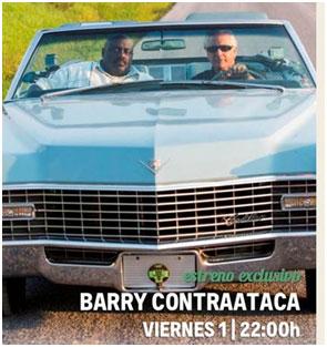 'Barry contraataca', la apuesta de A&E para la noche de los viernes