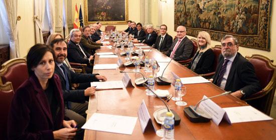 Se constituye la Sección Primera de la Comisión de Propiedad Intelectual
