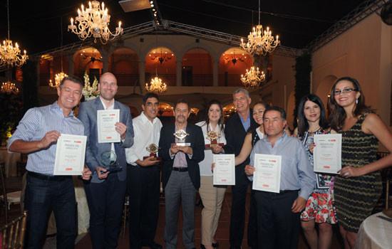 Entregados los Premios Iris América 2016