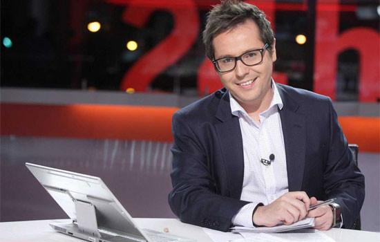 El director de Canal 24 Horas premiado en la Feria del Empleo en la Era Digital