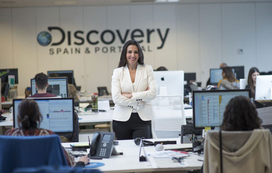 Vera Buzanello, nueva directora general de  Discovery Networks Iberia