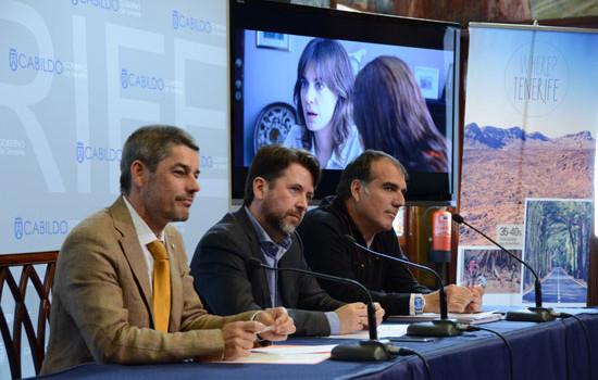 El número de rodajes en Tenerife se incremento más del 88 por ciento el pasado año