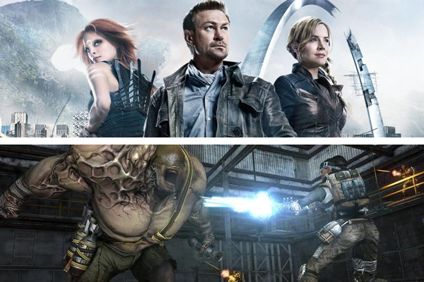 Defiance serie y videojuego
