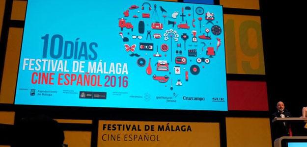 Inauguración del Festival de Málaga