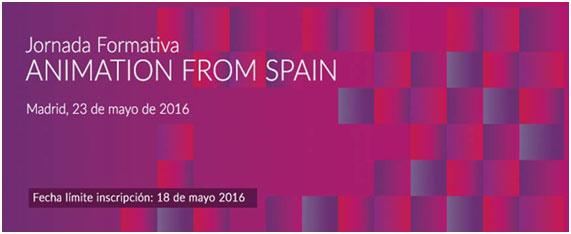 Animation from Spain celebra una jornada formativa