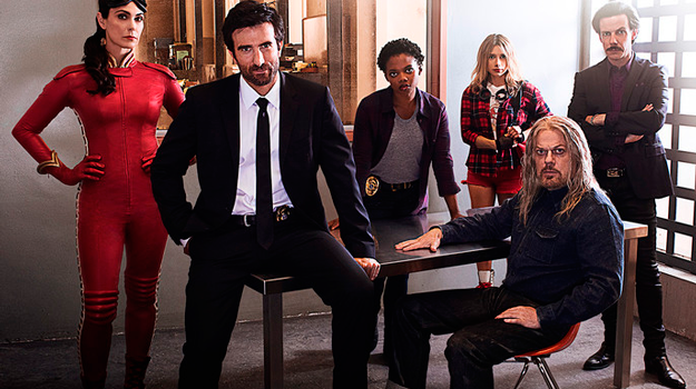 La segunda temporada de 'Powers', en Canal+ Series