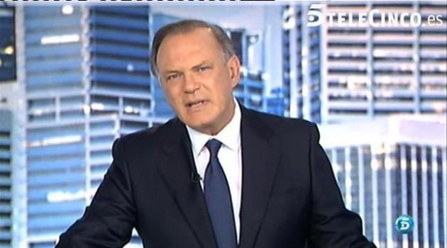 Los principales candidatos a la Presidencia del Gobierno, cara a cara con Pedro Piqueras en Informativos Telecinco