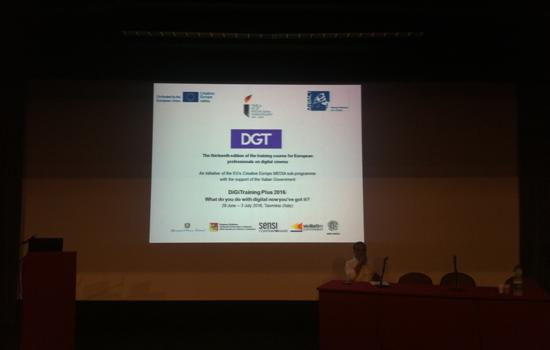 DigiTraining: La mitad de las pantallas de Sicilia han sido digitalizadas gracias a las ayudas públicas